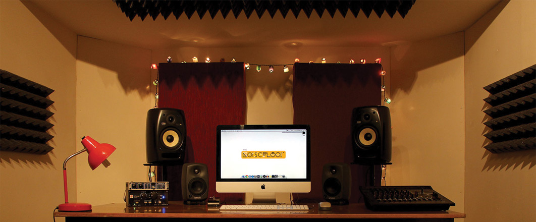 Awesome The Noisefloor Unique Diy Music Studio In Edinburgh Largest Home Design Picture Inspirations Pitcheantrous